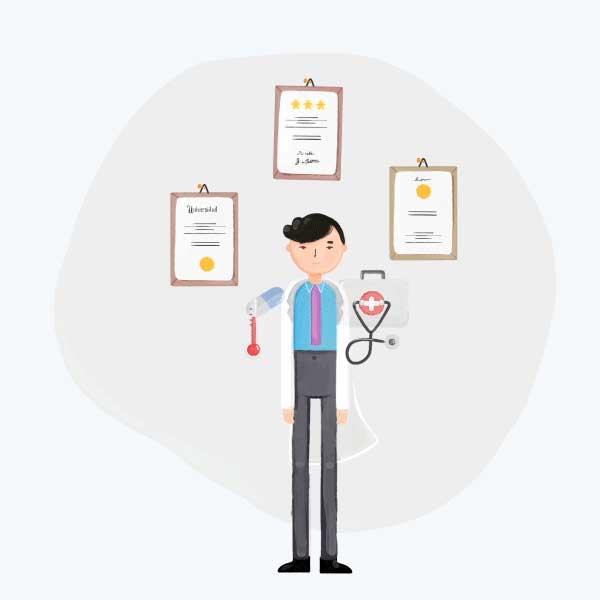 Doctores certificados